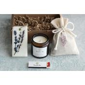 Pack Lavanda Lovers con vela